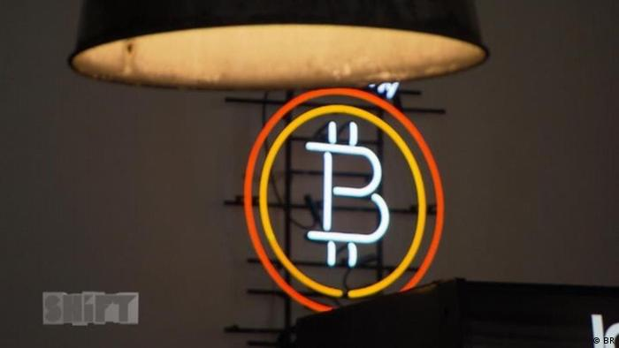 DW Sendung Shift Bitcoins (BR)