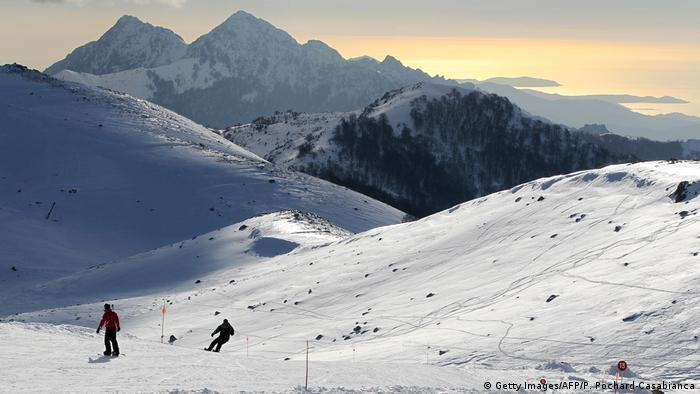 Frankreich Corsica - Skigebiet (Getty Images/AFP/P. Pochard-Casabianca)