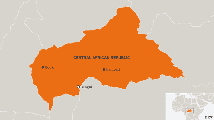 UN helicopter kills four militants in CAR Africa DW 13022017