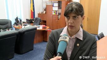 Лаура Кодруца Ковеши