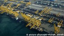 Containerhafen von Dubai