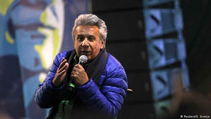 ECUADOR: gana el oficialismo pero habría segunda vuelta