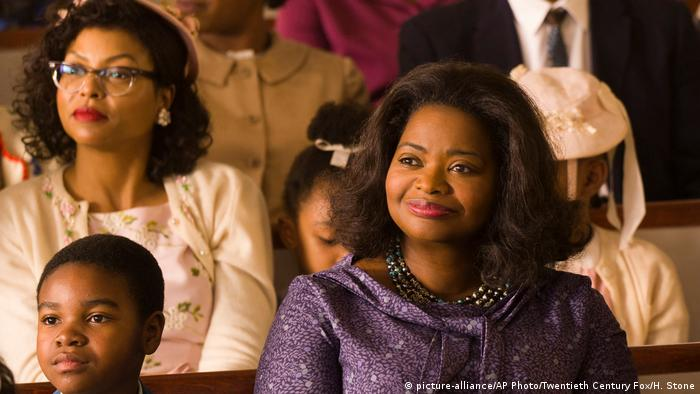 USA Film Hidden Figures (picture-alliance/AP Photo/Twentieth Century Fox/H. Stone)