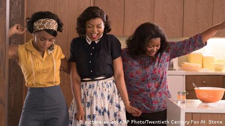 USA Film Hidden Figures (picture-alliance/AP Photo/Twentieth Century Fox /H. Stone)