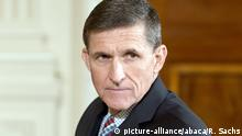 USA Michael Flynn in Washington