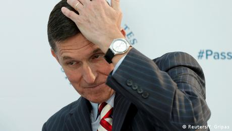 USA Michael Flynn in Washington (Reuters/Y. Gripas)