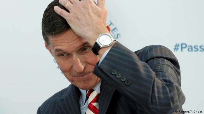 USA Michael Flynn in Washington