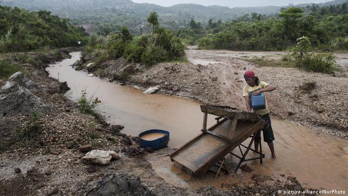 Philippinen Mine