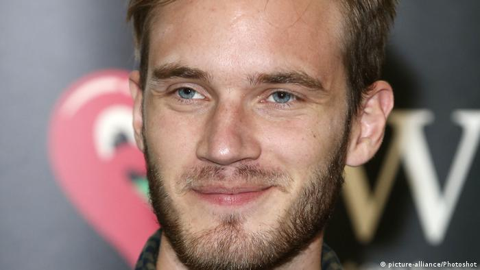 Felix Kjellberg (picture-alliance/Photoshot)