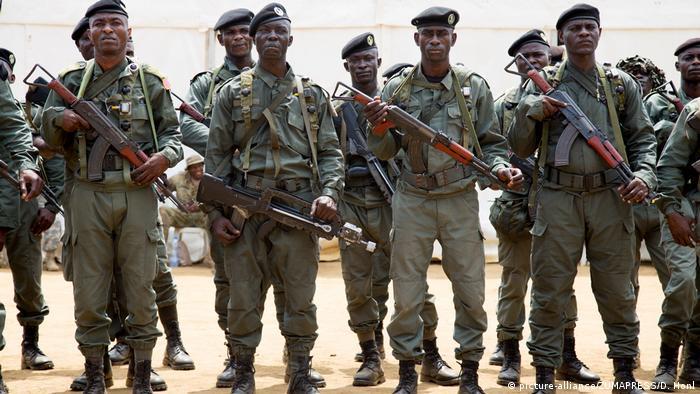 Militär Kongo