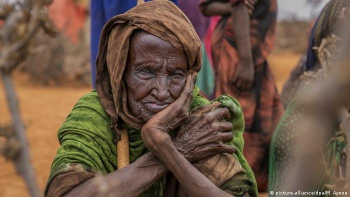 Äthiopien Dürre