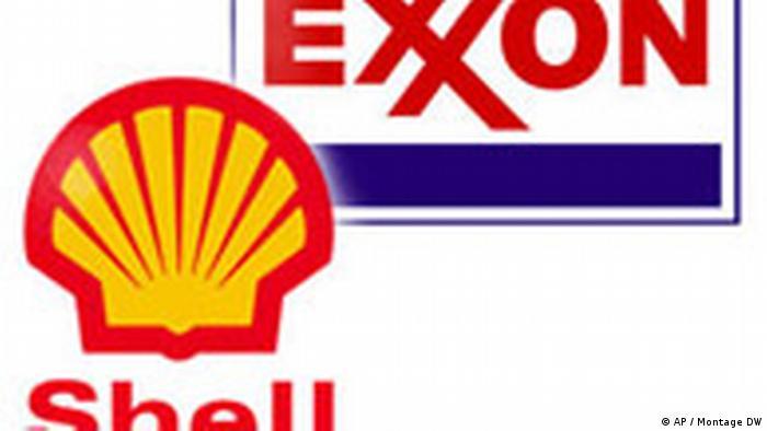 Shell und Exxon