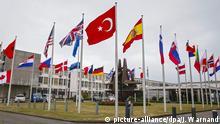 Brüksel'deki NATO merkez karargahı