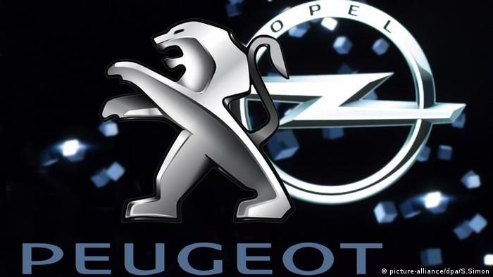 Peugeot und Opel (picture-alliance/dpa/S.Simon)