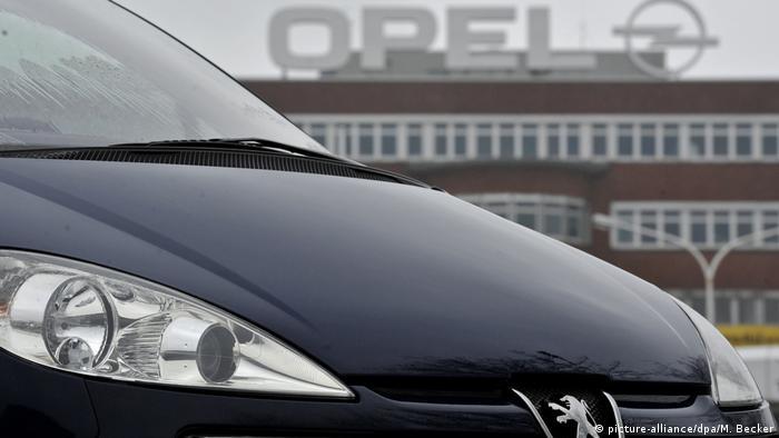 Opel und Peugeot