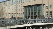 Universität in Köln (picture alliance/R. Hackenberg)