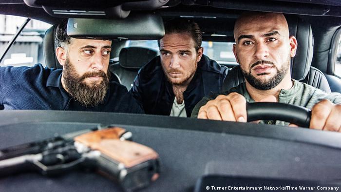 Berlin gangster TV series ′4 Blocks′ debuts | Film | DW