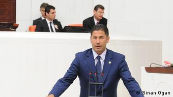 Türkei Politiker Sinan Ogan