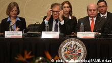 Paulina Duarte Direktorin der OEA (Organisation Amerikanischer Staaten) in Washington