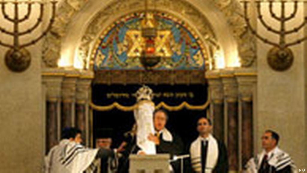 Ortodoksyjny Żyd spotyka nie-żyd