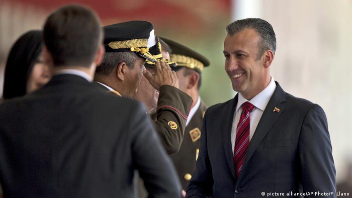 Vice President Tareck El Aissami