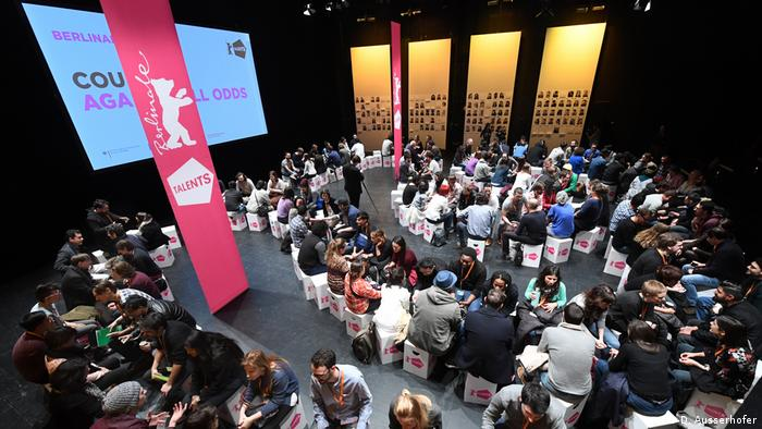 Berlinale Talents | Global Speed Matching