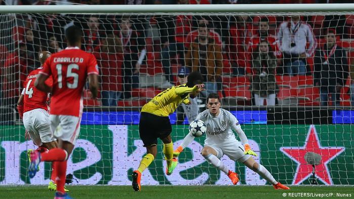 UEFA Champions League | Benfica Lissabon vs Borussia Dortmund
