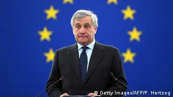 «Ο Μάιος του 2019 θα είναι μια καθοριστική στιγμή για την ΕΕ», εκτιμά ο πρόεδρος του Ευρωκοινοβουλίου Αντόνιο Ταγιάνι