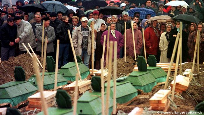 Bosnien Sarajewo Krieg (picture-alliance/dpa/Barukcic)