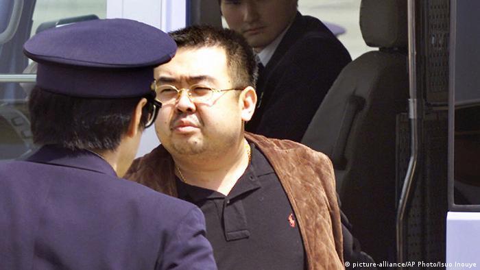 Mutmaßlich Kim Jong Nam, Bruder von Nordkoreas Diktator Kim Jong Un