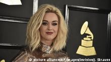 Katy Perry (picture alliance/AP Images/Invision/J. Strauss)