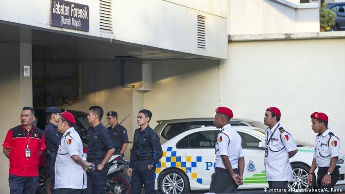 El norcoreano falleció el lunes mientras era trasladado a un hospital de Putrajaya, la capital administrativa del país. (picture alliance/abaca/A. Radu)
