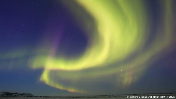 Island Polarlichter
