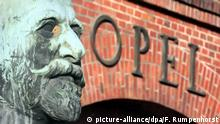 Deutschland Opel bittet um Milliardenbürgschaft