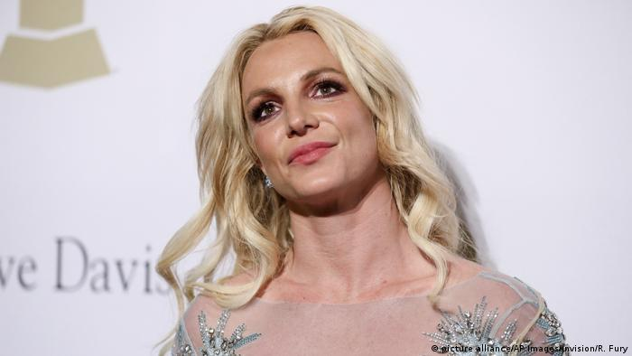 Britney Spears (picture alliance/AP Images/Invision/R. Fury)