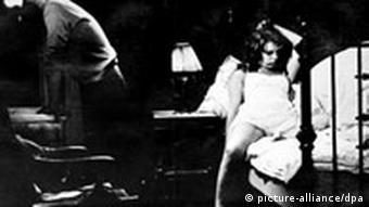 Szene aus dem Film Das Schweigen (dpa)