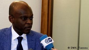 Interview Robert Dussey Außenminister von Togo