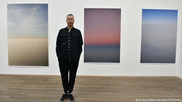 Wolfgang Tillmans at Tate Modern Gallery (picture-alliance/Captital Pictures)