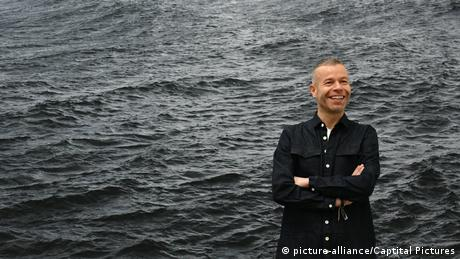 Wolfgang Tillmans at Tate Modern (picture-alliance/Captital Pictures)