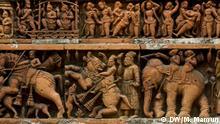 Bangladesch Kantaji Tempel inDinajpur