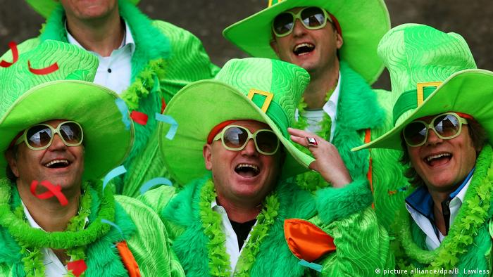 Ireland St Patrick's day 2015 (picture alliance/dpa/B. Lawless)