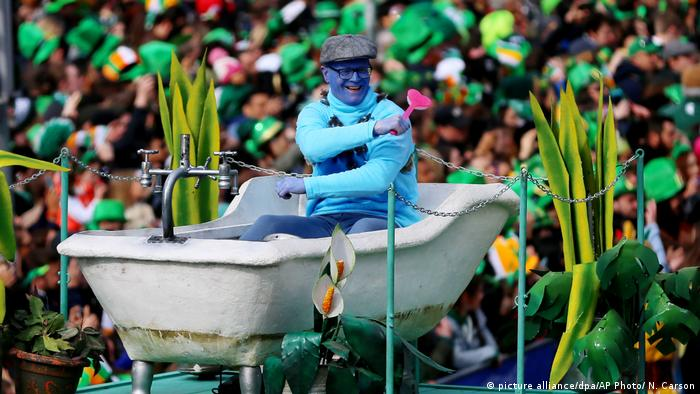 Irland St Patricks Day (picture alliance/dpa/AP Photo/ N. Carson)