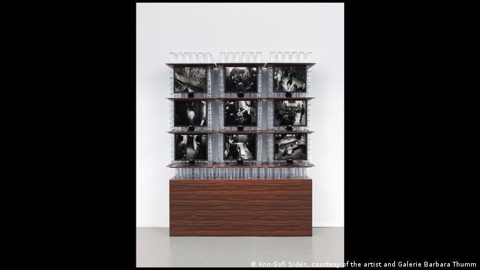 Ann-Sofi Sidén's Sticky Floors (Lunch to Last Call) (Ann-Sofi Sidén, courtesy of the artist and Galerie Barbara Thumm)