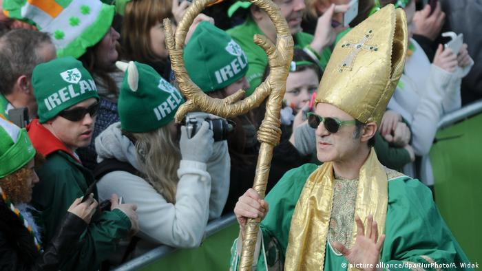 Irland St Patrick Day Parade in Dublin (picture alliance/dpa/NurPhoto/A. Widak)