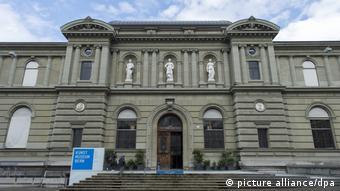 Außenansicht des Kunstmuseum Bern (picture alliance/dpa