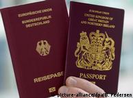 Особливо стрімке зростання числа виданих німецьких паспортів громадянам Великобританії спостерігається з 2015 року