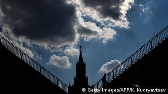 Άποψη του Κρεμλίνου στη Μόσχα
