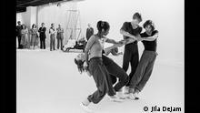 Ausstellung Tanz in Berlin TMOCA Opening 1977 Box Freiraum