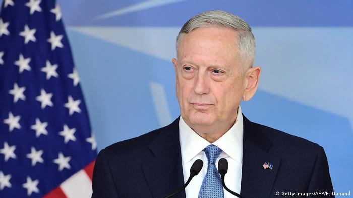 """""""Os contribuintes americanos não podem arcar com uma parcela desproporcional da defesa dos valores ocidentais"""" - (S. de Defesa EUA) Referindo-se a OTAN"""