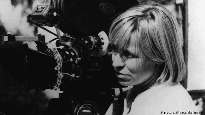 Margarethe von Trotta in 1985 (picture-alliance/akg-images)